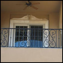 Berkeley Wrought Iron