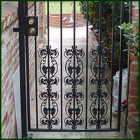 Remote Entry Access Gate Lodi